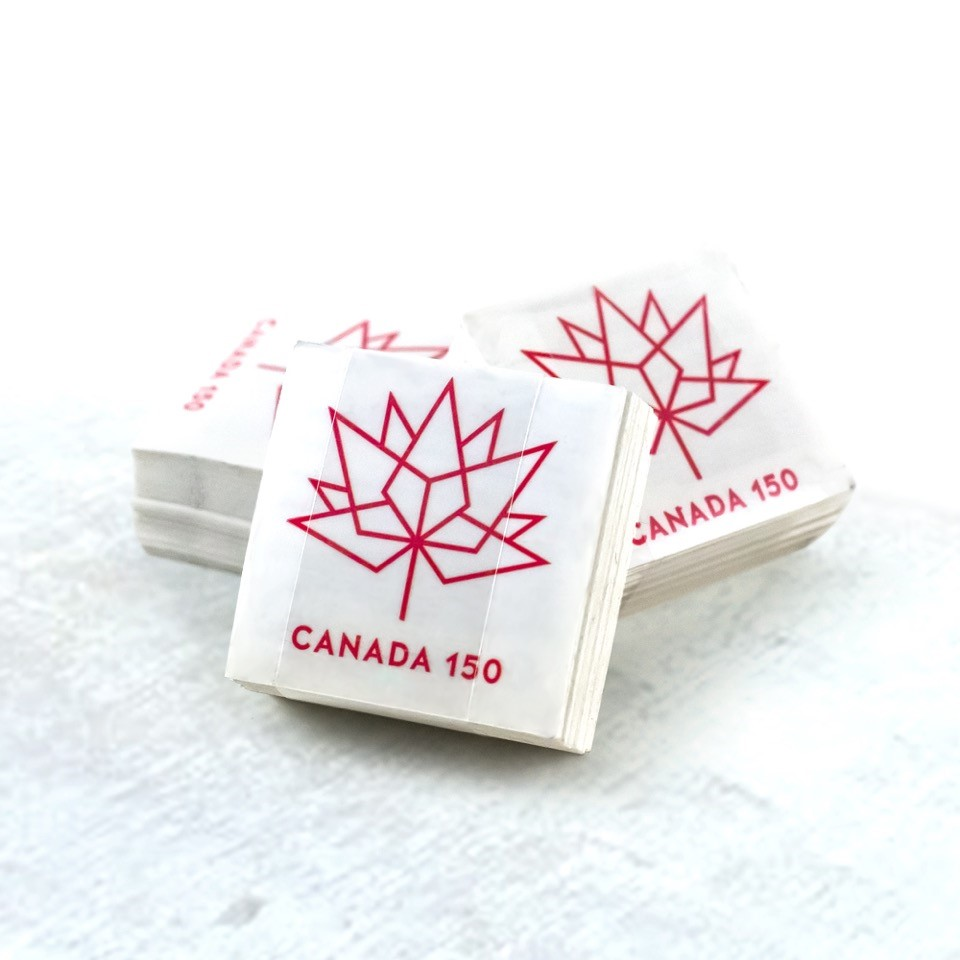 CANADA 150th Anniversary Tatoo Sealの写真
