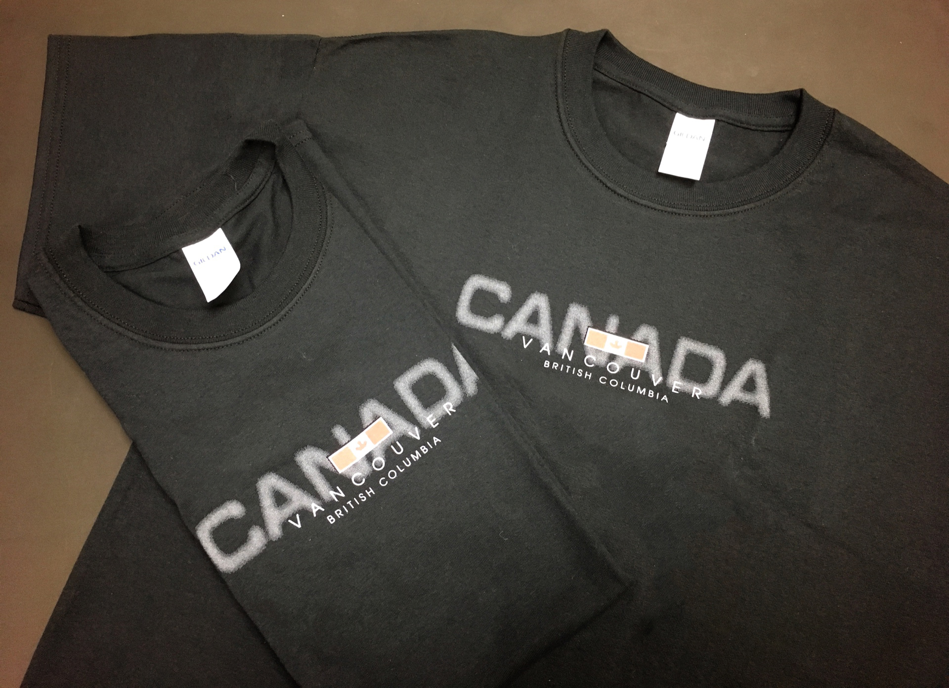 CANADA Tシャツの写真