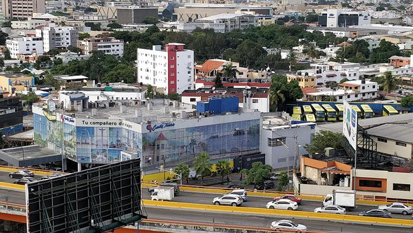 Caribe Tours bus station in Santo Domingo