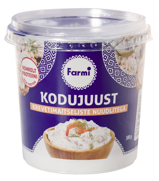 FARMI Cottage cheese with prawn taste noodles