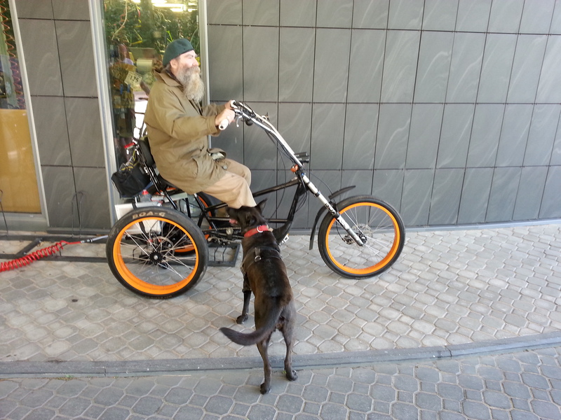 Igor Mang, famous Estonian Astrology writer, says that this Choppertrike has many lucky riding years ahead!