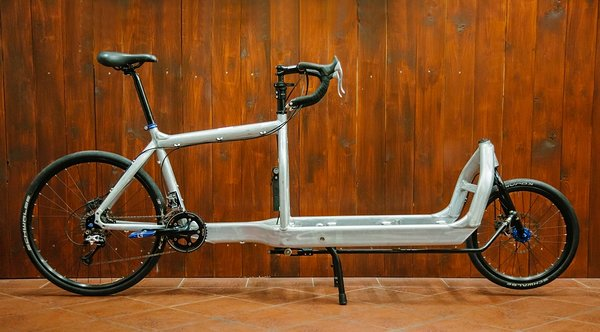 Bullitt Bike Rennlenker Hope Custom leichtbau
