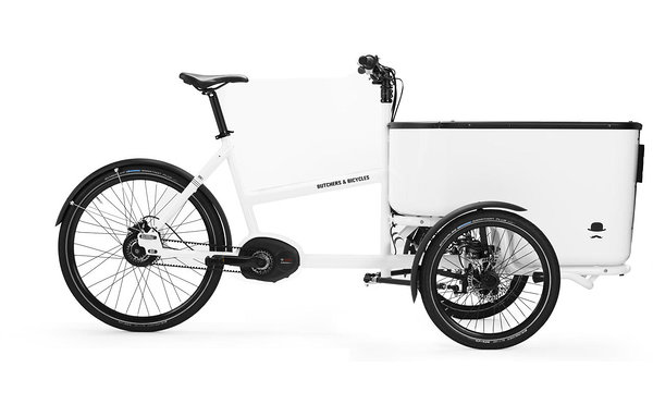 Butchers & Bicycles Mk1-e Transportrad, Cargobike, Lastenrad, Dreirad
