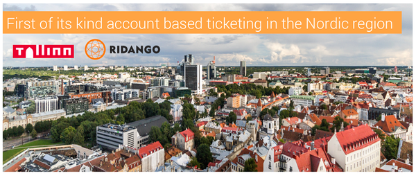 Account based ticketing