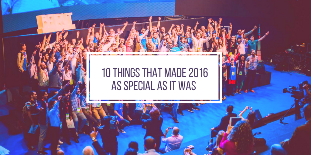 garage48.org - 10 (+1) things that made 2016 as special as it was!