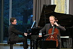 with Jan-Filip Ťupa, concert in Paris. Photo © Sara Claudel