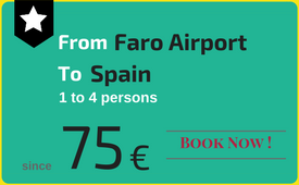 Click to book: Faro Airport - Spain