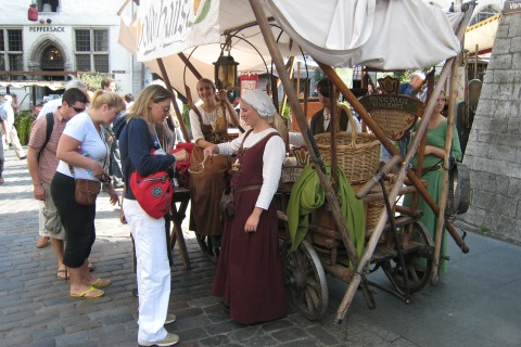 Tallinn Food Tour - click for more info