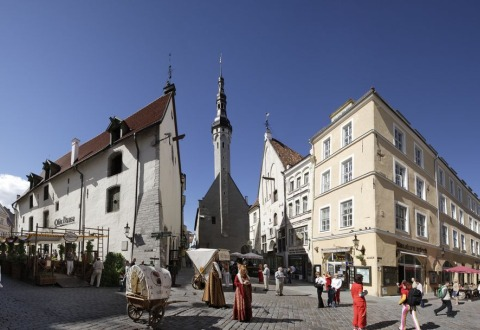 Medieval Tallinn - click for more info