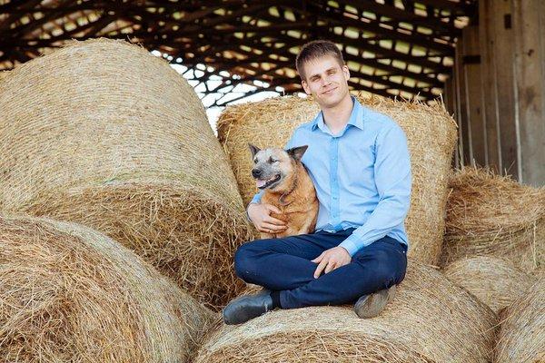 Eelmise aasta Läänemeresõbraliku taluniku konkursi võitja Eestis oli Pajumäe talu peremees Viljar Veidenberg