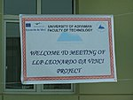 Welcome from Adiyaman University