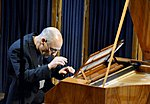 Andreas  Staier (fortepiano, Germany)