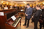 "Exhibition ""Rare pianos in Estonia"""