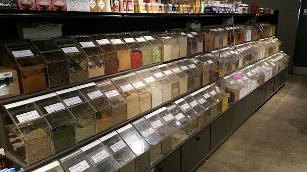 Spices Section