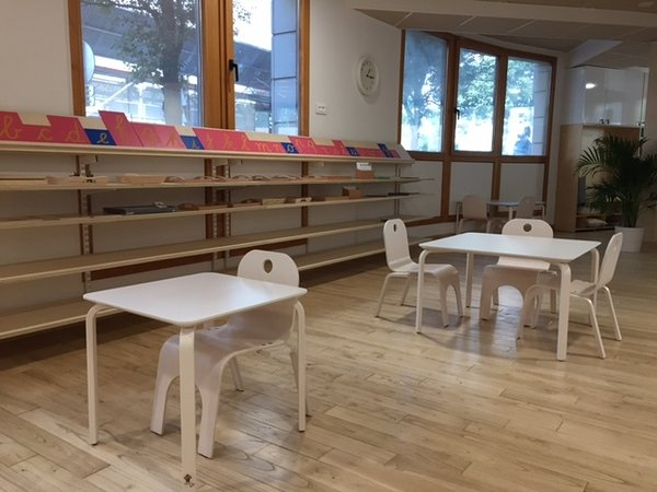 Superb La Caravelle Schoolu0027s Pippa Table And Chairs; Source: La Caravelle School  Gallery