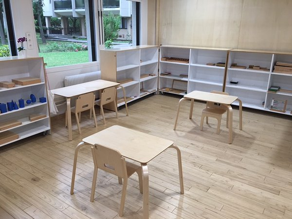 Montessori 21 Schoolu0027s Tommy Chairs And Tables; Source: Tarmeko Gallery