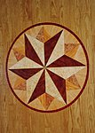 MARQUETRY IN VARIOUS WOODGRAINS FAUX FINISH