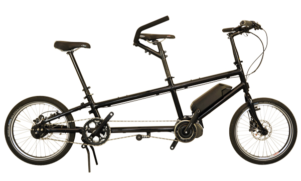 circe cycles helios e-bike, pedelec, tandem