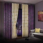 Side curtain FUKSIA and  KREM ,width 185cm material polyester price  9,20/meter