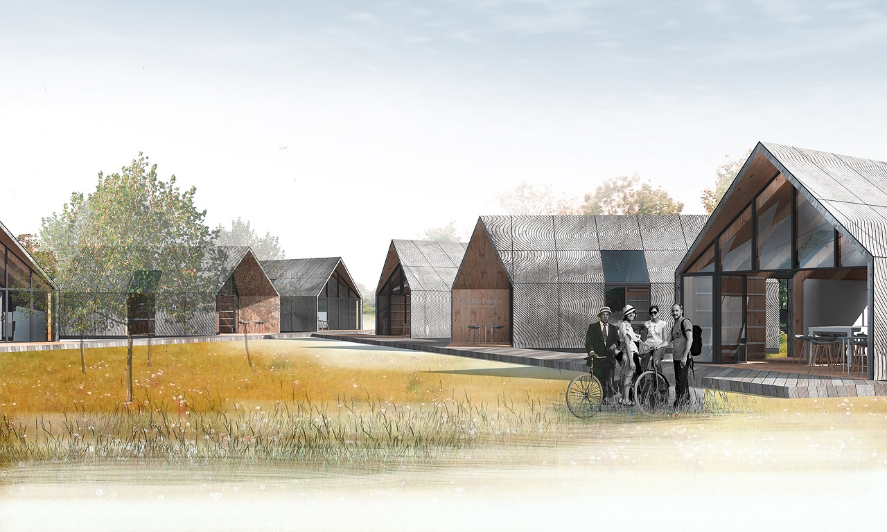 Kauss projekteerib Eesti Rahva Muuseumi välialade paviljone
