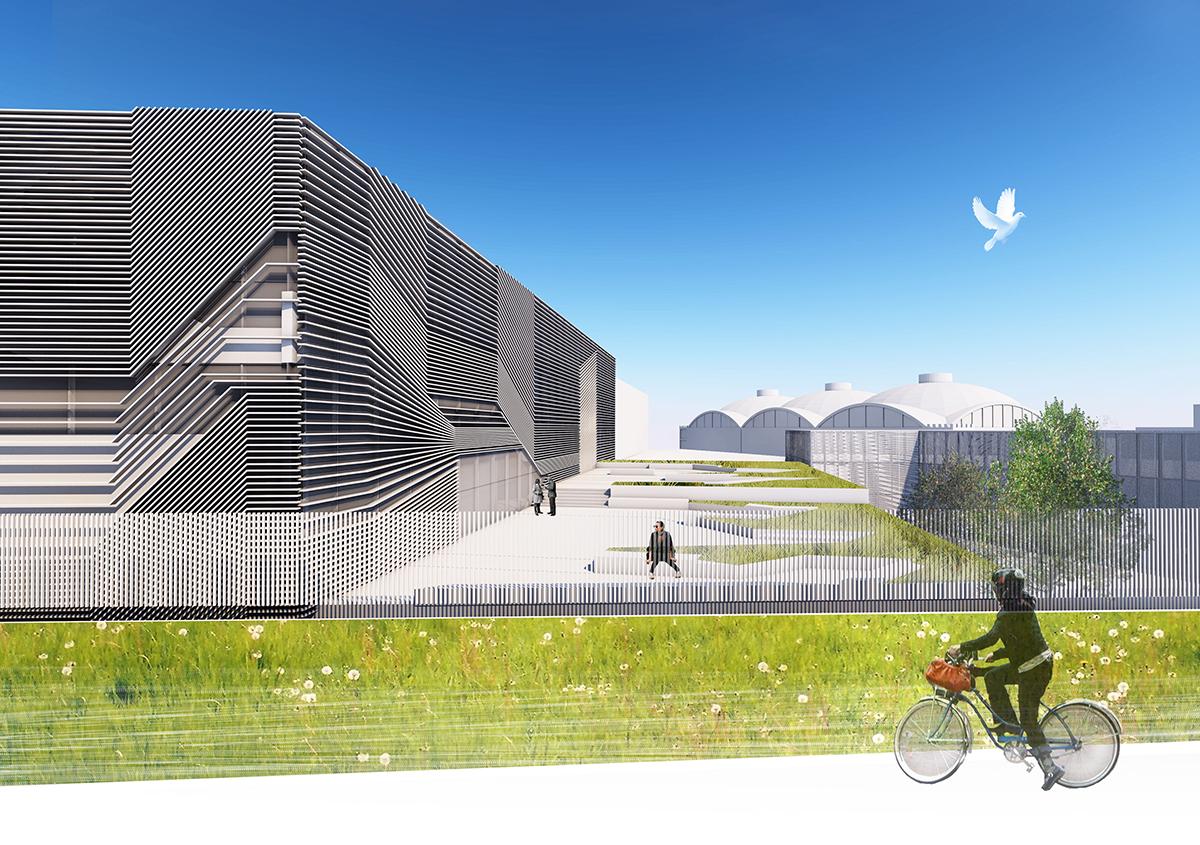 Euroopa IT-agentuuri arhitektuurivõistlus, ergutuspreemia