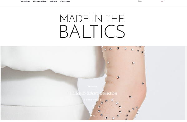 made in baltics, eesti disain, estonian design