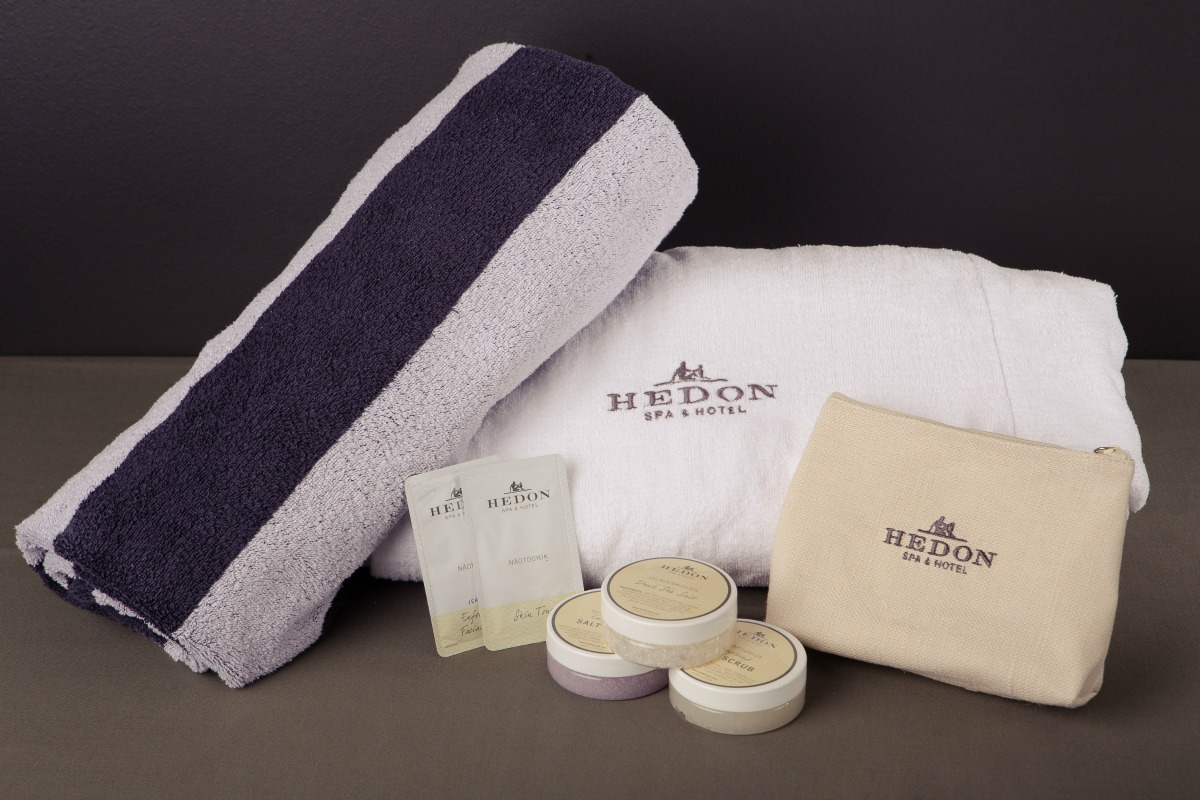 Silent spa Dead sea products set