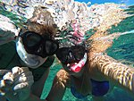 Snorkelling with El Duque Adventures
