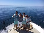 Enjoying the Sea of Cortez