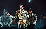 MICHAEL JACKSON, History World Tour, 1997, Tallinn