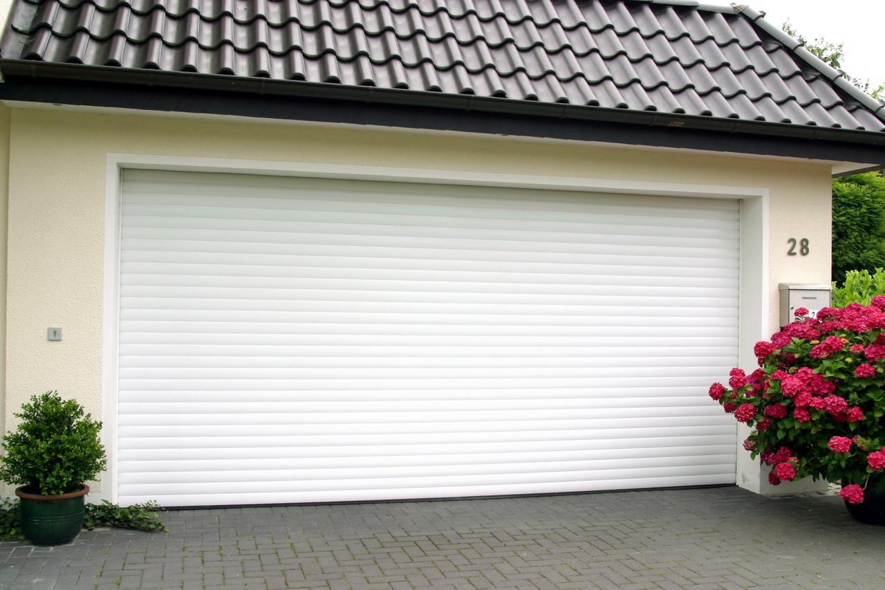 Sectional doors - the best solution for a modern garage 7