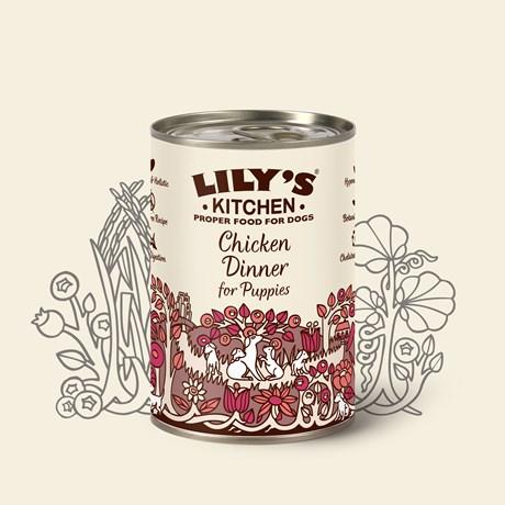 Lily's Kitchen täistoit kutsikatele 400g