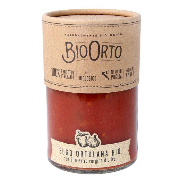 Ökoloogiline pastakaste köögiviljadega 350g