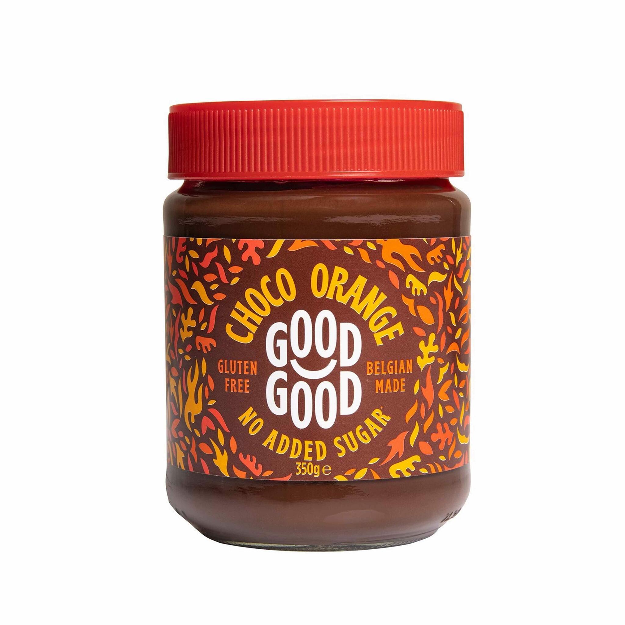 "Good Good ""apelsinimaitseline kakaokreem""  350g"