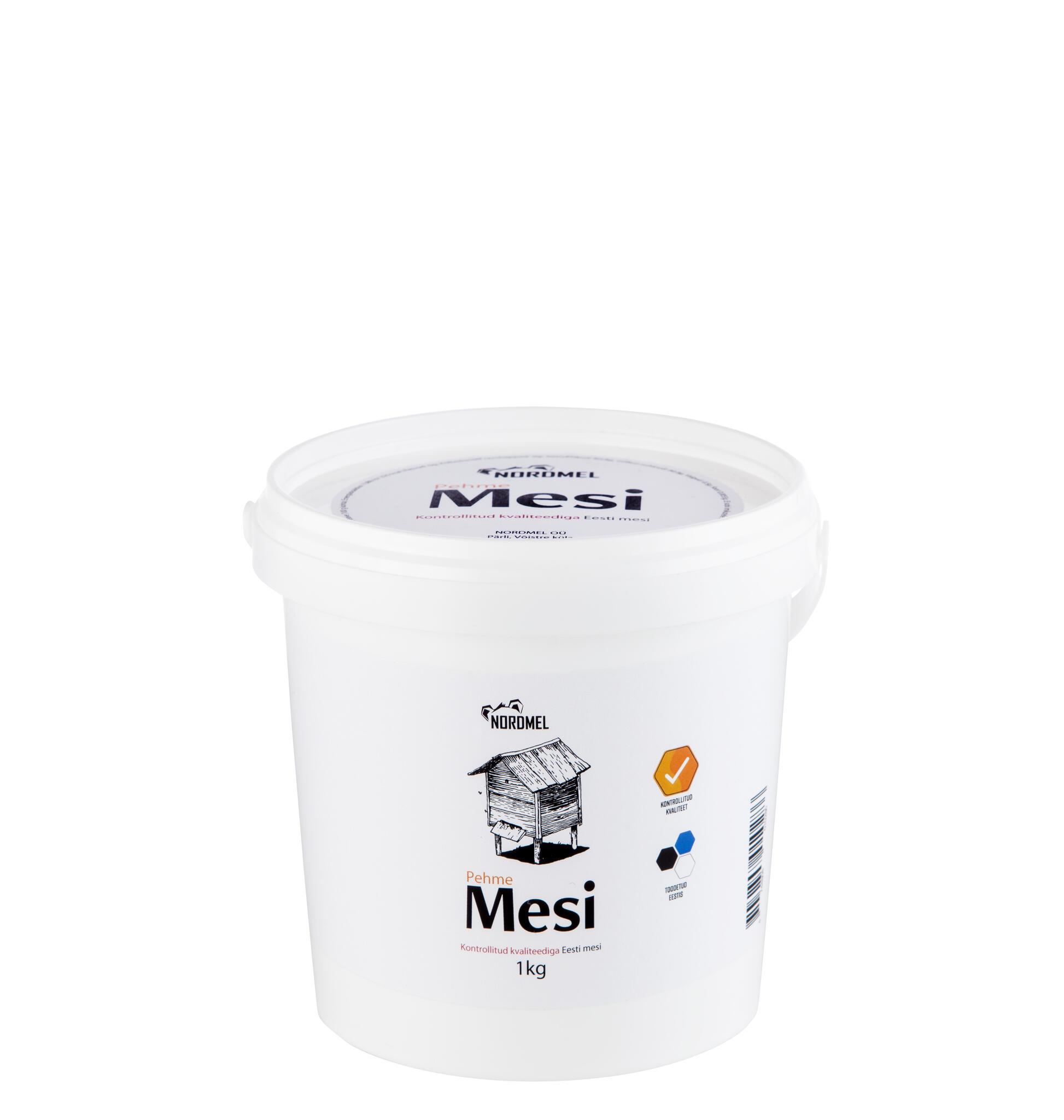 Mesi Nordmel ämber, pehme 1kg est (6)