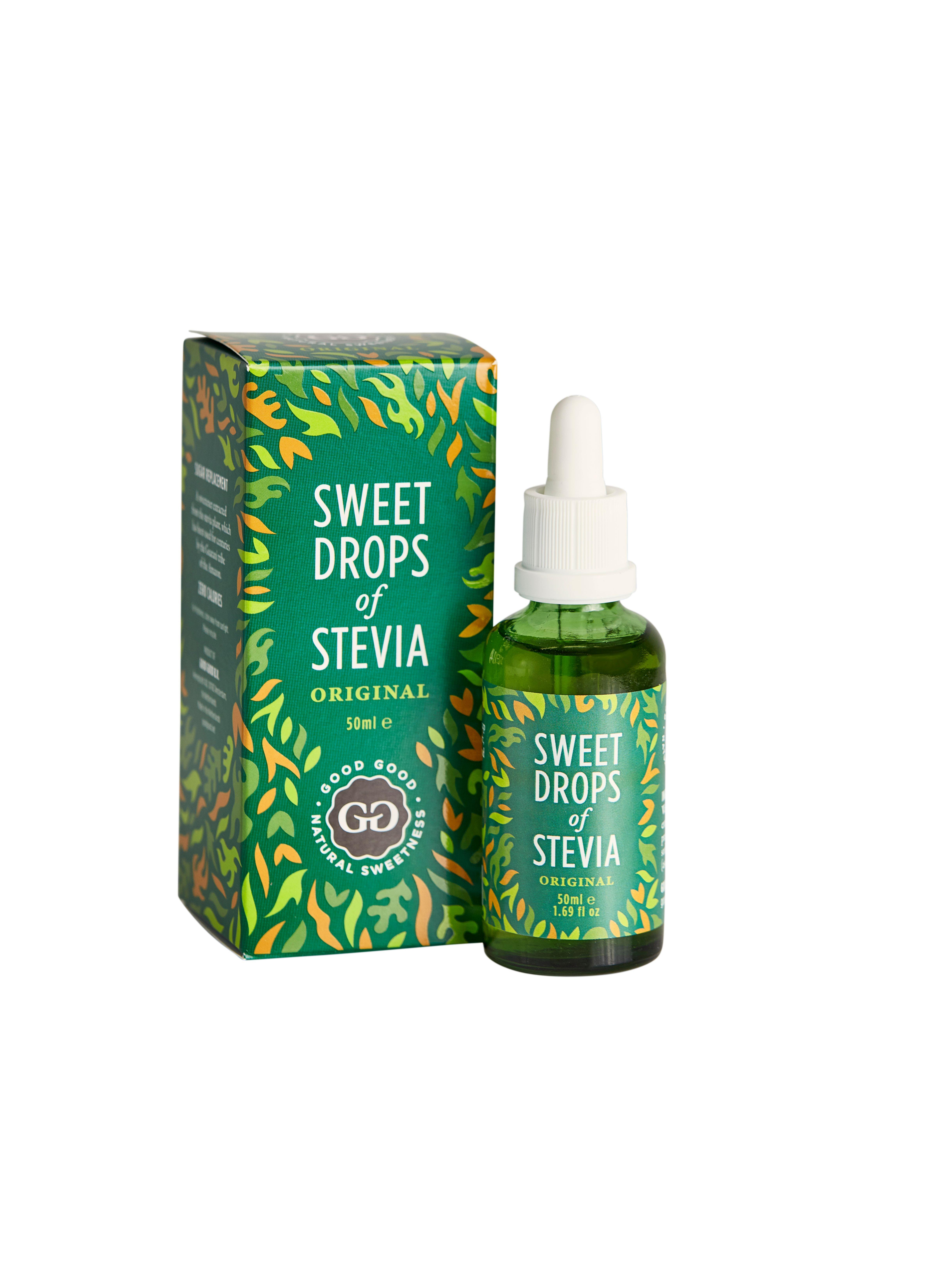 Good Good stevia tilgad