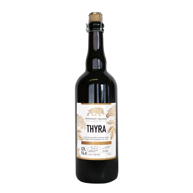 Käsitööõlu Thyra 750ml 4,6% vol