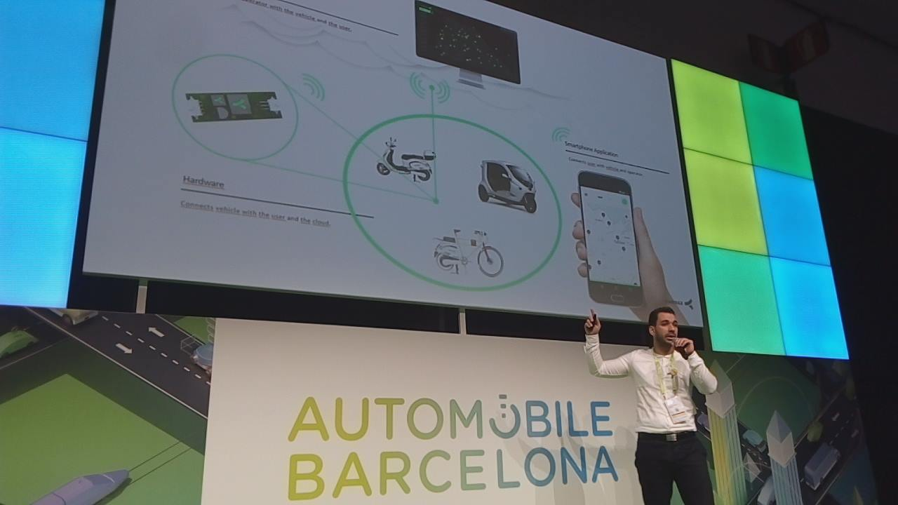 COMODULE in Automotive Barcelona: Talking About the Importance of Connectivity