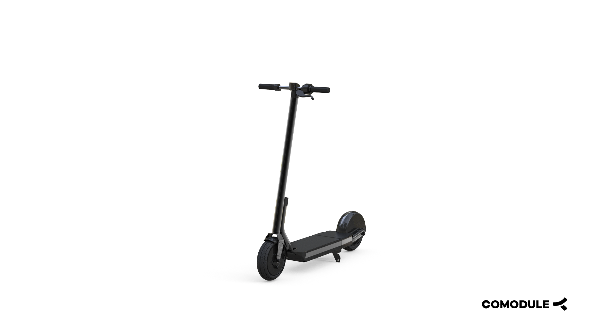 COMODULE is launching the most durable and eco-friendly e-scooter in micromobility