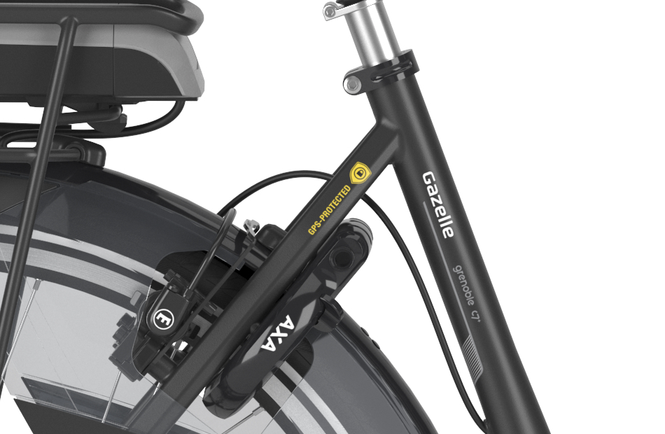 Stolen Gazelle E-bikes Found with the Help of COMODULE IoT Technology