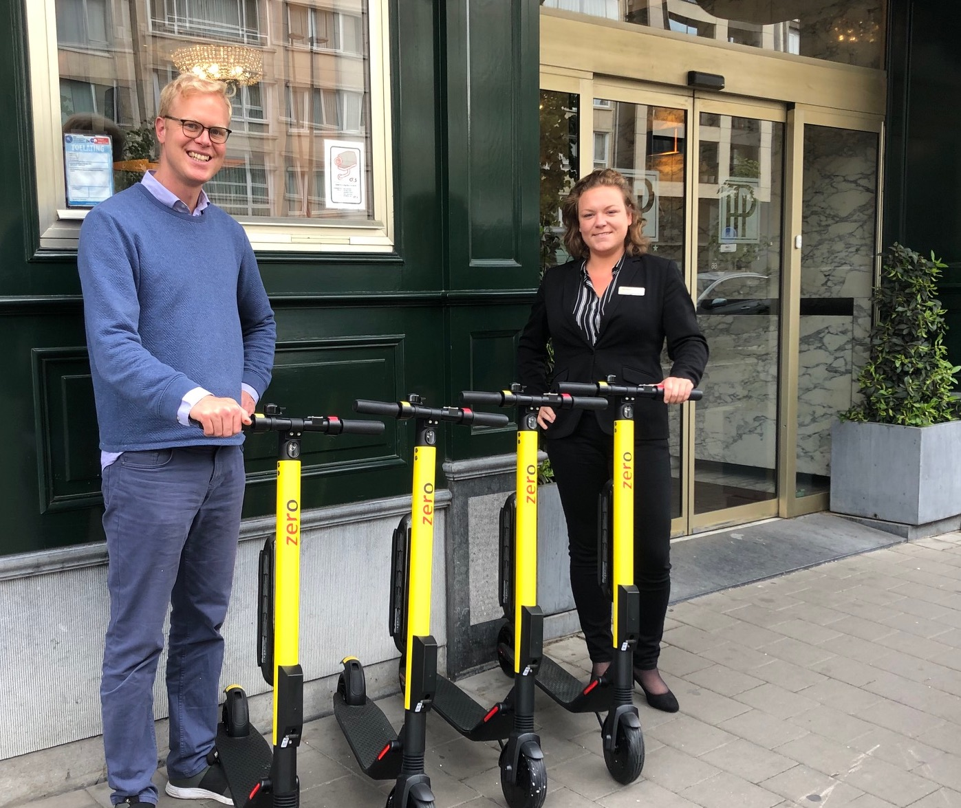 COMODULE Case Study: How Zero Mobility Found a Unique Business Model for E-Scooter Sharing