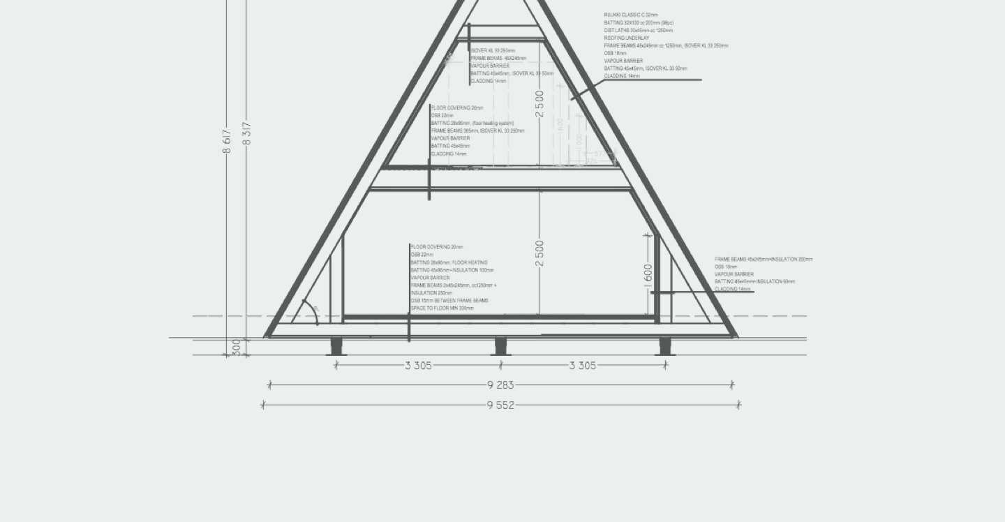 A-frame Home Kits — A-frame homes
