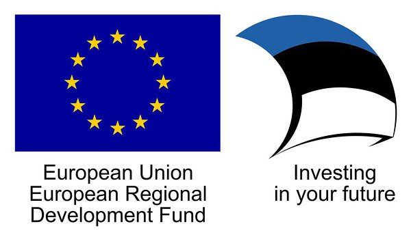 Financial Support form EU ERDF
