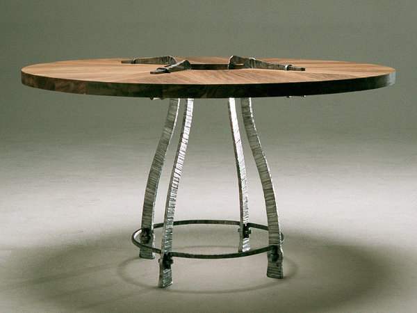 "Table from diploma thesis ""Table and chair set"" 2002"