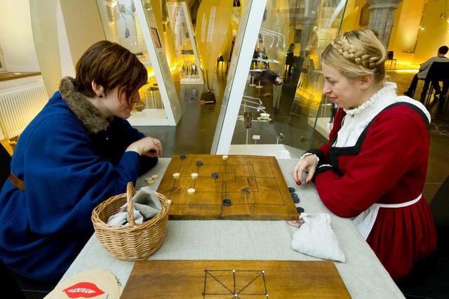 Eesti Ajaloomuuseumi MUUSEUMIÖÖ 2017