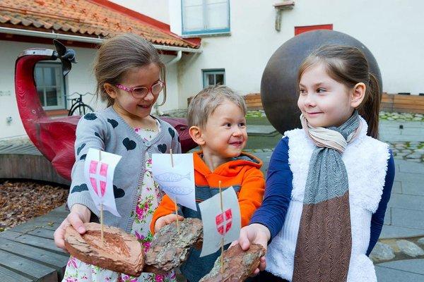 Eesti Ajaloomuuseumis toimub palju lastele suunatud tegevusi!