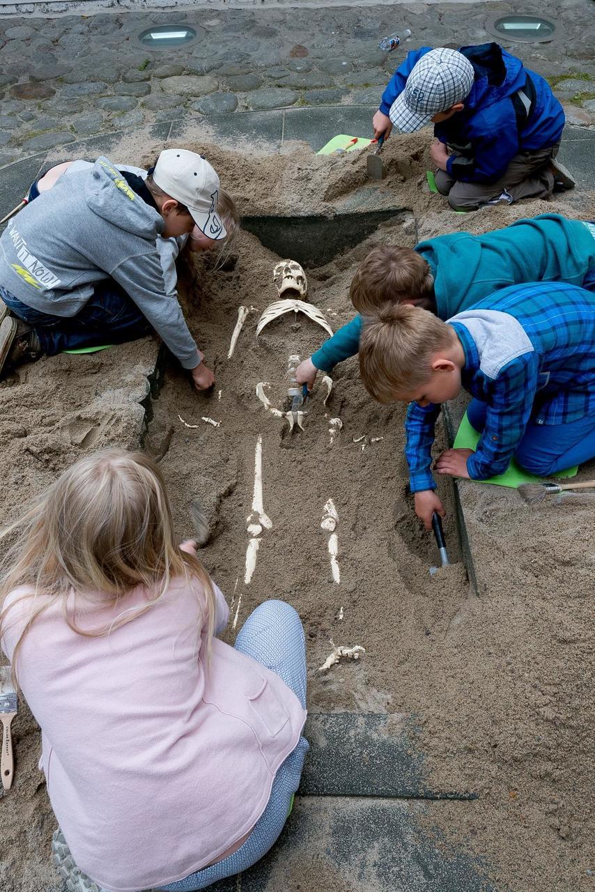 Arheoloogialaager