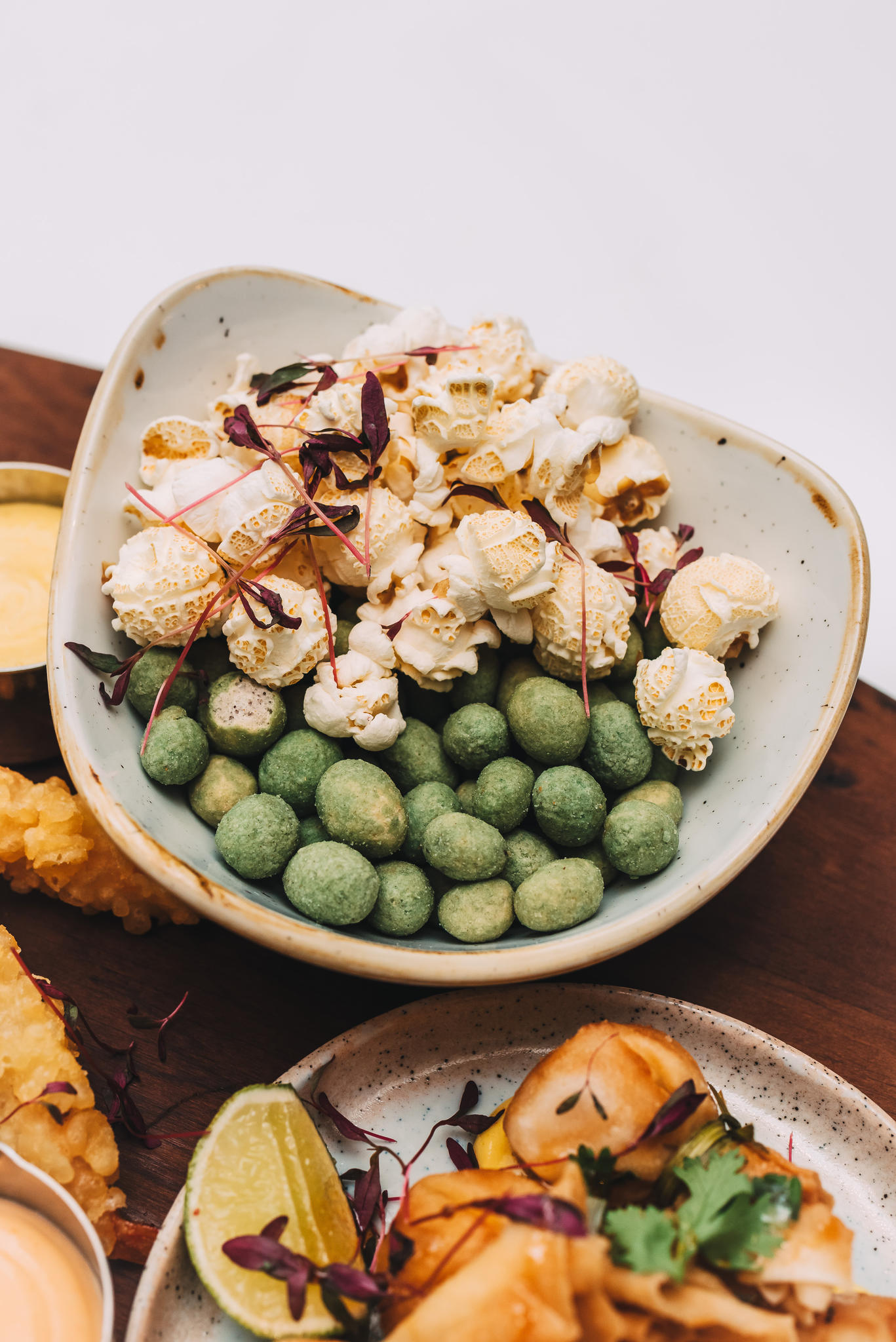 Wasabi pähklid & popcorn