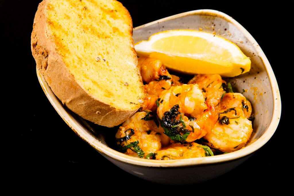 Shrimps - Gambas al Ajillo