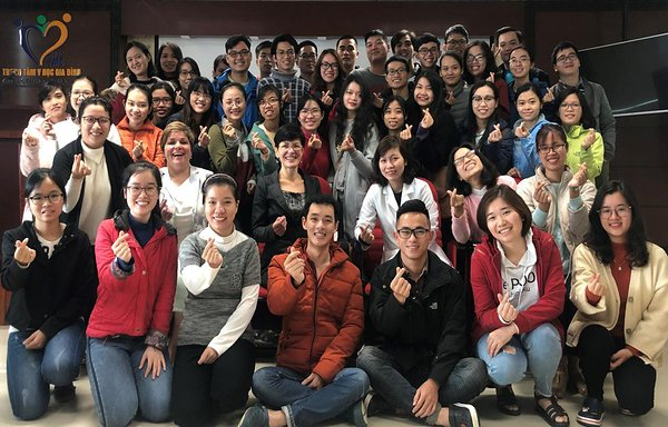 2019 Jan - Dentistry course in Hue - Jana Olak and Riina Runnel